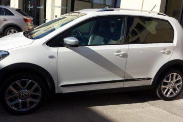 Test Drive, su strada con la Volkswagen Cross UP!