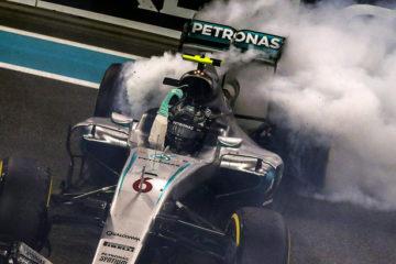 Nico Rosberg è il nuovo campione del mondo di Formula 1