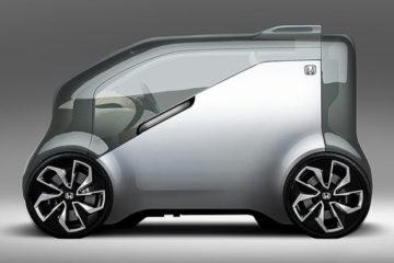 """Honda Neu-V, la prima auto in grado di """"provare"""" emozioni"""