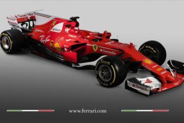 SF70H, ecco la nuova monoposto Ferrari. Sarà quella del riscatto?