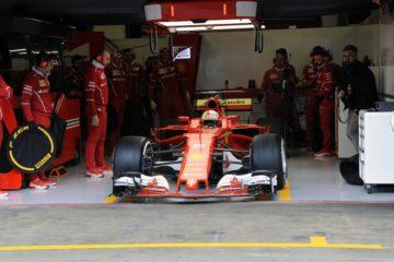 Test Live Formula1 a Barcellona. Subito rivalità Mercedes-Ferrari