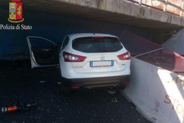 Crolla un cavalcavia vicino ad Ancona, due morti e due feriti. Non se ne può più