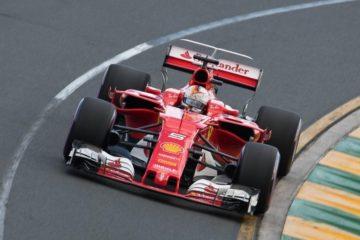 Formula 1, Vettel e la Ferrari trionfano al GP di Melbourne davanti alle due Mercedes