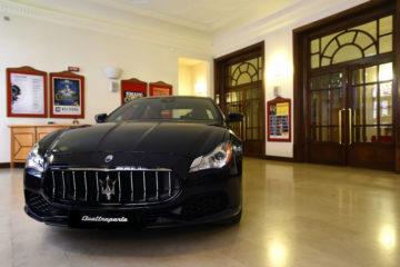 Maserati partner del Teatro Auditorium Manzoni di Bologna