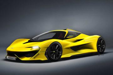 Future Car, nel 2019 la Hyper GT della Mclaren. Avrà 3 posti come la F1