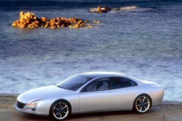 Vintage e futuro. Nel 1997 la Nautilus, la concept car di Peugeot e Pininfarina