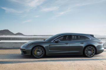 Debutta a Ginevra l'incredibile Panamera Sport Turismo. La prima shooting brake  di Porsche