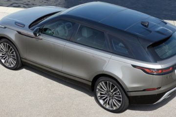 La Range Rover Velar è tra le finaliste di due categorie dei World Car Awards