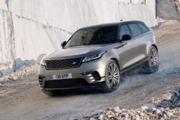 Nuova Range Rover Velar, la nuova sport utility coupè della Casa inglese