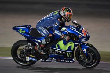 MotoGP, Vinales vince la prima in Qatar. Secondo Dovizioso, terzo Rossi