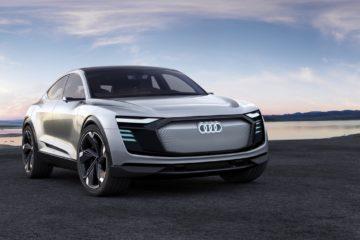 Auto elettriche, a Shanghai l'Audi e-tron Sportback Concept