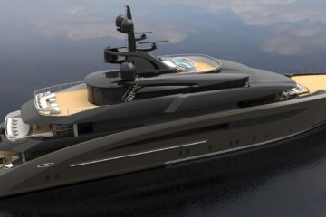 Superyacht, CRN svela il concept del nuovo 62 metri