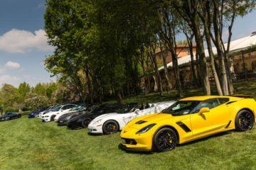 Raduni, il 9 Aprile a Brescia le supercar del primo evento Cars & Coffee Italy
