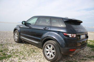 Range Rover Evoque: il test drive di motoriedintorni