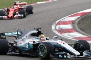 F1: Hamilton vince il Gp di Cina. Secondo Vettel, terzo Verstappen
