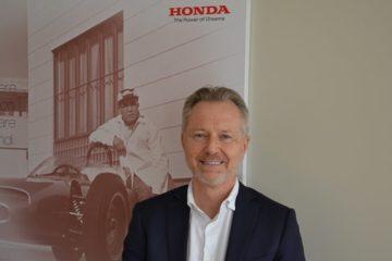 Alessandro Skerl è il nuovo direttore vendite di Honda Motor Europe