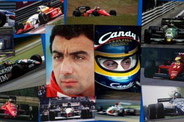 Michele Alboreto, il ricordo di un grande uomo, di un grande pilota dal sorriso infinito