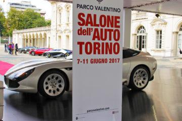Dal 7 all'11 giugno la terza edizione del Salone dell'Auto di Torino Parco Valentino