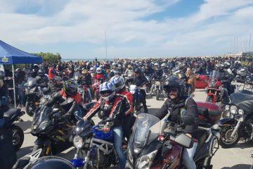 A Marsala l'8^ edizione della Motopasseggiata di Primavera