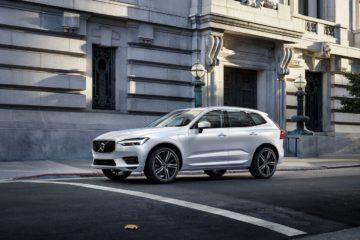 Volvo celebra i suoi 90 anni con la nuova XC60