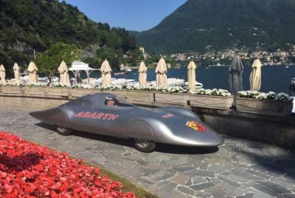Alfa Romeo e Abarth trionfano al concorso d'eleganza di Villa D'Este