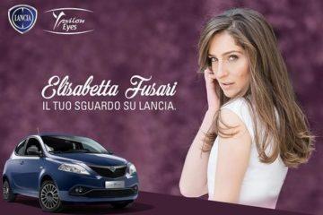 """Lancia presenta la sua nuova """"Ypsilon Social Voice"""" Elisabetta Fusari"""