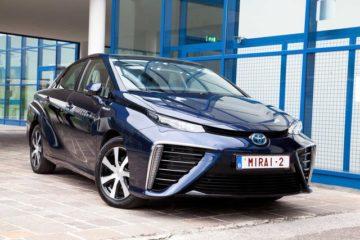 La tecnologia ad idrogeno di Toyota. Un milione di km ad emissioni zero
