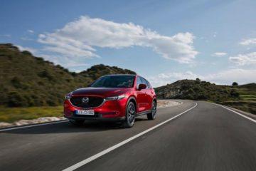 Presentata a Barcellona la nuova Mazda CX-5