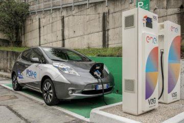 Nissan, Istituto Italiano di Tecnologia e Enel Energia insieme per la mobilità elettrica