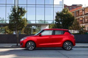 La Suzuki New Swift protagonista al Salone dell'Auto Torino Parco Valentino
