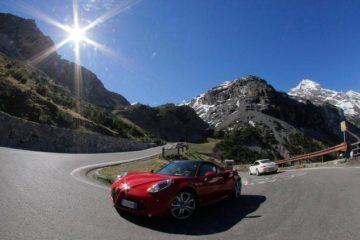 Alfa Romeo Stelvio Cup: più di cento appassionati in viaggio dalla montagna al mare