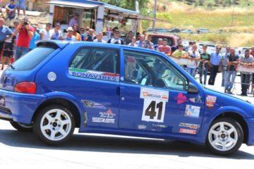 Automobilismo, il 2 luglio il 9° Slalom Città di Castelbuono