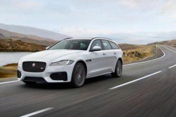 Nuova Jaguar XF Sportbrake. La seconda generazione della station wagon inglese