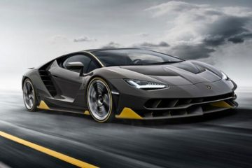 "La Lamborghini Centenario debutta al ""Goodwood Festival of Speed"""