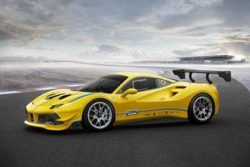 70° anniversario della Ferrari a Londra
