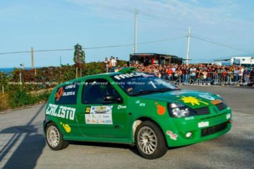 4^ Prova Campionato Rally Circuit. Al debutto su Renault Clio i marsalesi Chiarelli-Cammareri