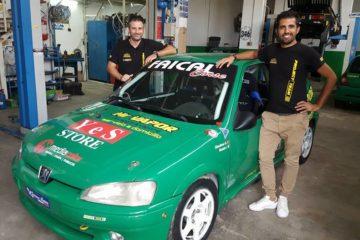 """Automobilismo, il pilota marsalese Beppe Giacalone in gara al 2° Rally """"Terre di Pirandello"""""""