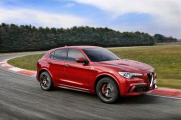 E' arrivata sul mercato la nuova Alfa Romeo Stelvio Quadrifoglio