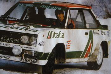 Fiat 131 Abarth. Mito dalla doppia anima
