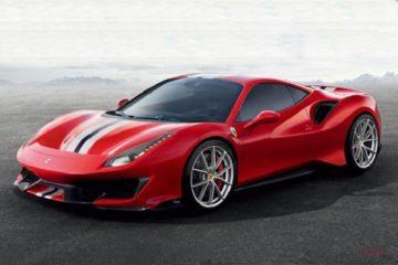 Ferrari 488 Pista, la nuova berlinetta mozzafiato del Cavallino Rampante