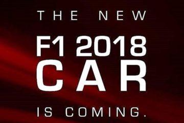 Oggi la presentazione della nuova Ferrari di Formula 1