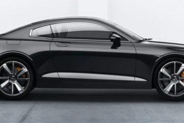 A Ginevra Volvo lancia il suo brand di auto elettriche Polestar