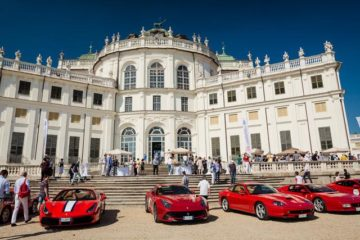 A giugno la 4^ edizione del Salone dell'Auto di Torino Parco del Valentino. Viaggio verso l'emozione