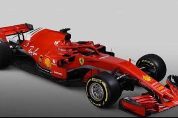 Presentata la nuova Ferrari di Formula 1. Ecco la SF71H