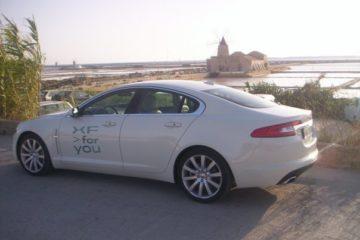Il test drive di motoriedintorni con la Jaguar XF S