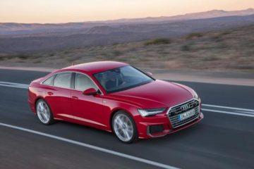 Nuova berlina di casa Audi. La A6 è alla sua ottava generazione