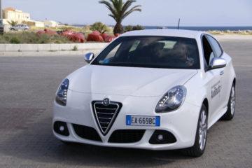Test drive Alfa Romeo Giulietta 2.0 JTDm