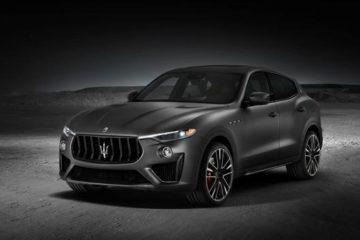Al Salone di New York l'anteprima mondiale della Maserati Trofeo V8