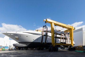 Il cantiere Overmarine vara il nuovo Mangusta Oceano 46