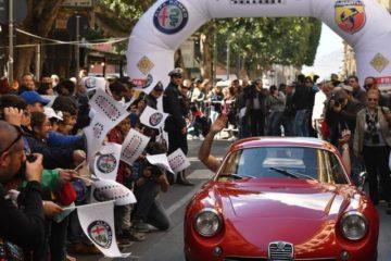 """Al via le iscrizioni della Targa Florio Classica. La """"Cursa"""" si disputerà dal 4 al 7 ottobre"""